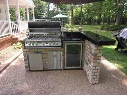 cuisine ext駻ieure design cuisine extérieure granite au sommet