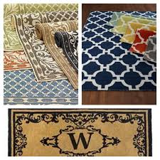 Horchow Outdoor Rugs Curb Appeal Unhappily Never After
