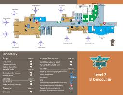Mall Of America Stores Map by Shops U0026 Restaurants Albuquerque International Sunport