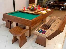 Pool Table Boardroom Table Pool Table And Kitchen Table All In One Hidden Compartment
