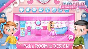 Doll House Decoration Android Apps by Dollhouse Decorating Games Android Apps On Google Play