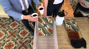 Qvc Outdoor Rugs Scott Living Medallion Design Indoor Outdoor Rug On Qvc Youtube
