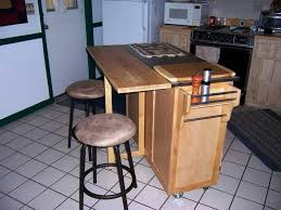 Movable Kitchen Island Ideas Portable Rolling Kitchen Island Rolling Kitchen Island Giving