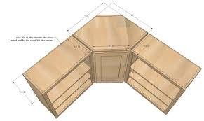 kitchen wall cabinets standard depth