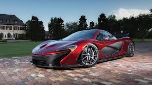 mclaren p1 wallpaper mclaren p1 red supercar at dusk wallpaper cars wallpaper better