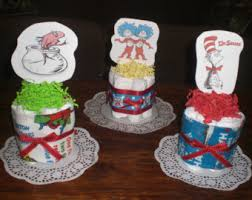 dr seuss diaper cakes baby shower centerpieces other sizes and