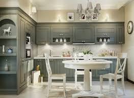modern victorian kitchen interior design for comfortable and sweet