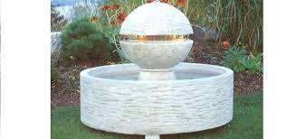 fontane per giardini fontane da giardino in cemento tipologie