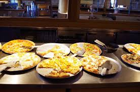 Pizza And Pasta Buffet by Have Budget Will Travel Ricetta U0027s Brick Oven Ristorante Review