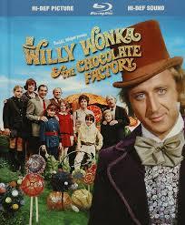 amazon com willy wonka u0026 the chocolate factory blu ray book