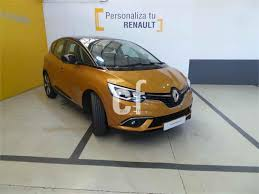 used renault scenic cars spain