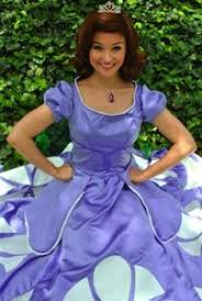 bay area entertainers sofia the mascot costume birthday characters factory