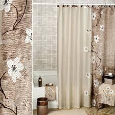 Bathroom Shower Curtain And Rug Set Bathroom Shower Curtain S And Rug Set Walmart Curtains With