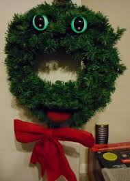Christmas Decorations Wiki Image Gemmy Christmas Original Talking Wreath Douglas Fir