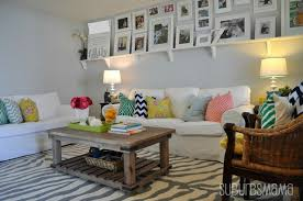 Diy Ideas To Refresh Your Living Room Diy Living Room Decor Cheap