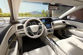 acura inside 2018 acura rlx new design direction hybrid tech from nsx