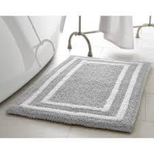 Grey Chevron Bath Rug Grey Bath Rugs U0026 Bath Mats Shop The Best Deals For Dec 2017