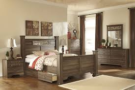 ashley furniture allymore poster bedroom set best priced quality