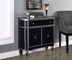 natural black black mirrored nightstand homegoods black nightstand