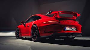 porsche gt engine specs 2018 porsche 911 gt3 and intro with price horsepower and