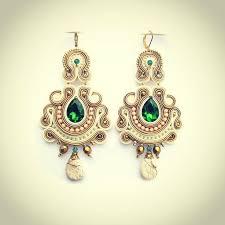 soutache earrings 1000 best soutache earrings rings 4 images on