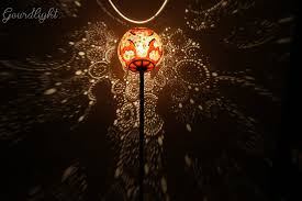 handcrafted gourd lamp floor lamp i gourdlight by gourdlight