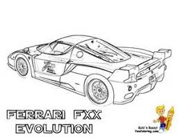 la ferrari coloring pages coloring kids ferrari