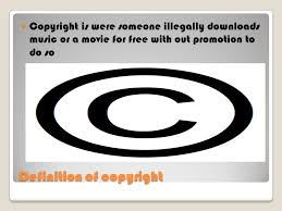 copyright by harvey jones definition of copyright copyright is