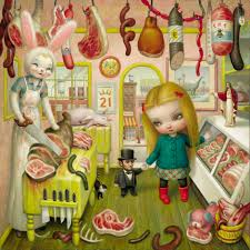 mark ryden le malaise pop mark ryden pop surrealism and