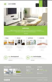 Creative Interior Design WordPress Themes Inspiration Graphic - Website for interior design ideas