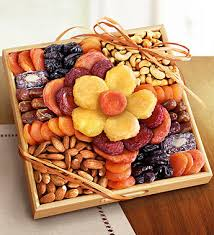 fruit and nut baskets gourmet fruit and nuts 1800baskets 102607