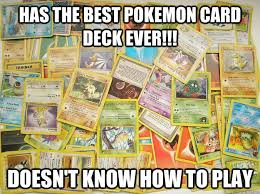 Pokemon Card Meme - pokemon card memes quickmeme