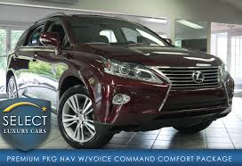 2014 used lexus rx 350 with navigation u0026 blindspot monitor at the used 2015 lexus rx 350 marietta ga