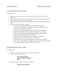 cover letter for portfolio examples portfolio microsoft