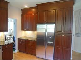 kitchen wall pantry standing cabinet red pantry cabinet tall