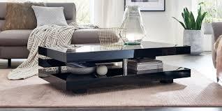 Wohnzimmertisch Schwarz Couchtisch Modernes Design Mxpweb Com