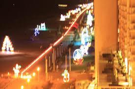 va beach christmas lights boardwalk with christmas lights picture of virginia beach