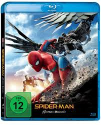 Wohnzimmerm El Gebraucht In Siegen Spider Man Homecoming Blu Ray Amazon De Tom Holland Marisa