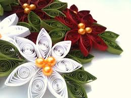 etsy item of the day poinsettia ornament