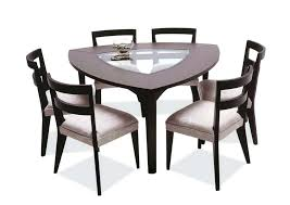 Triangle Dining Table With Bench Triangle Shaped Dining Table Dining Table Triangle Shaped Dining