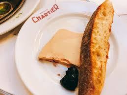 bloc de cuisine bloc de foie gras de canard picture of le bouillon chartier