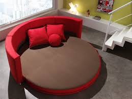 canapé rond design en tissu smiley canapé en tissu canapé