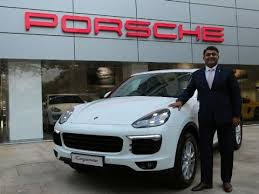 porsche suv in india porsche cayenne facelift launched in india