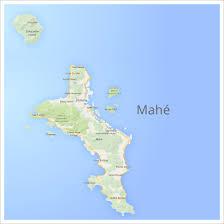 Seychelles Map Seychelles U2013 Archer U0027s Tours U0026 Travels Ltd
