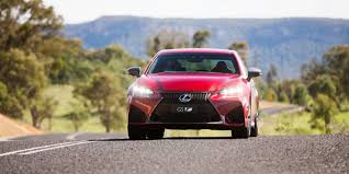 lexus suv for sale adelaide review lexus u0027 new gs f luxury car was built for the road but is