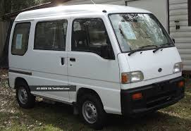 subaru sambar van car picker white subaru sambar