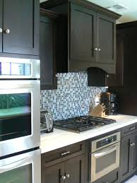 white glass tile backsplash kitchen tiles glass tile backsplash blue gray blue and white glass tile