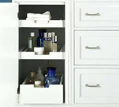Storage Drawers Bathroom Bathroom Storage Drawers On Wheels Custom Classic Single Wide Sink