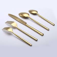 pvd coating rose gold cutlery pvd coating rose gold cutlery