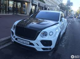 bentley mansory prices bentley mansory bentayga 8 august 2016 autogespot